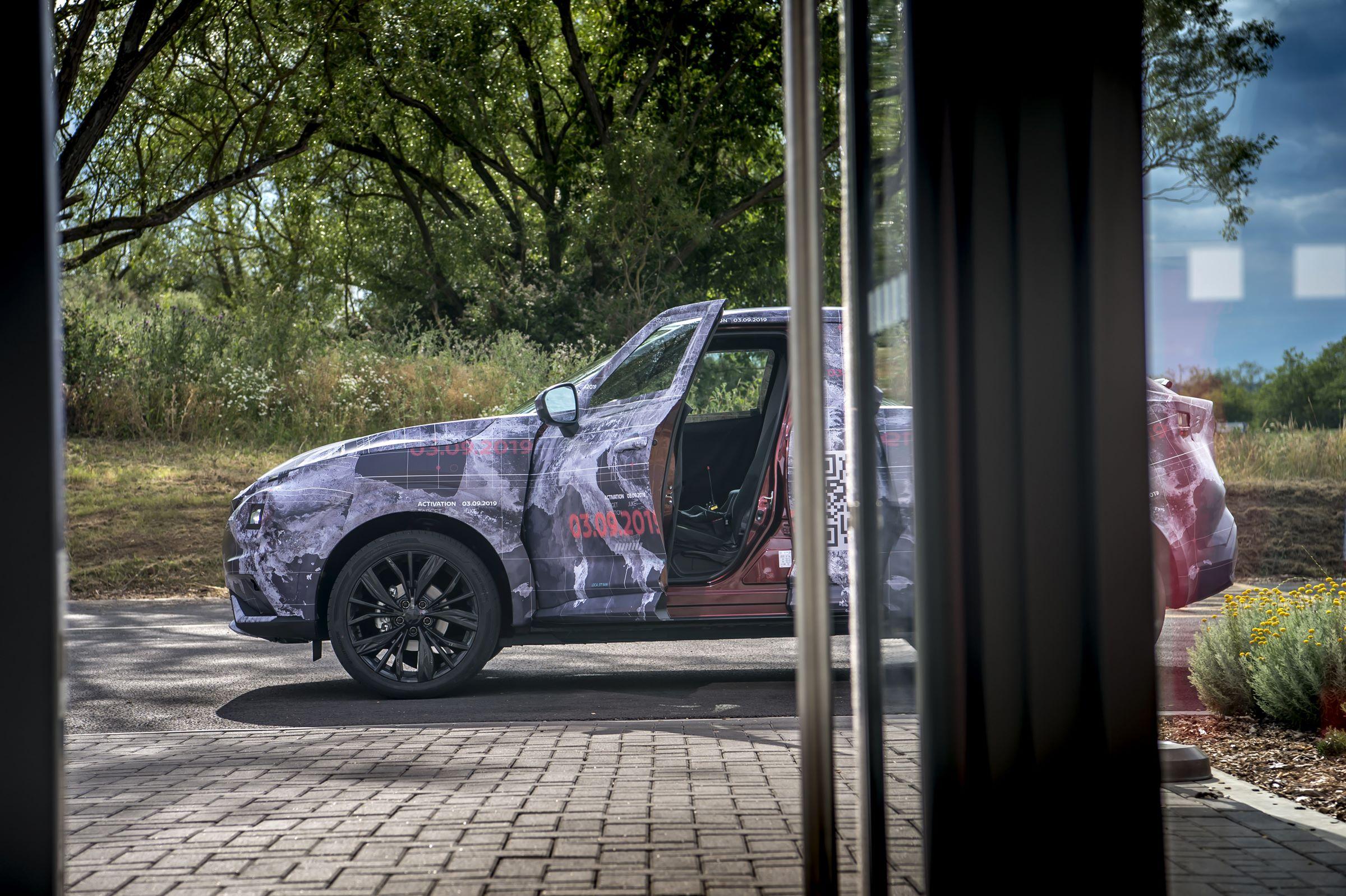 Nowy Nissan Juke 2020