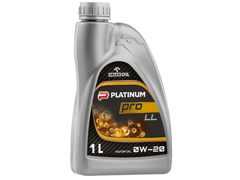 olej silnikowy Orlen Platinum