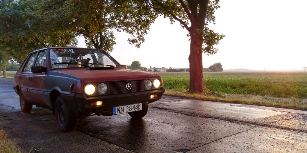 polskie samochody PRL
