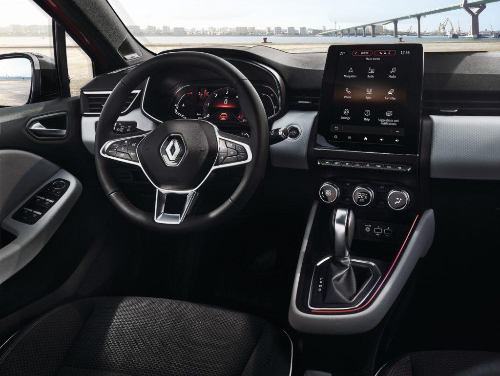 Renault Clio cena