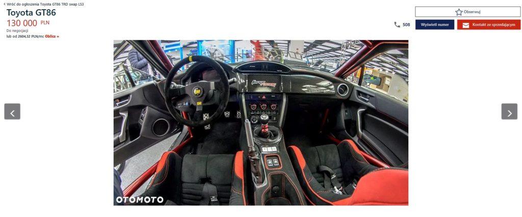 Toyota GT86 tuning