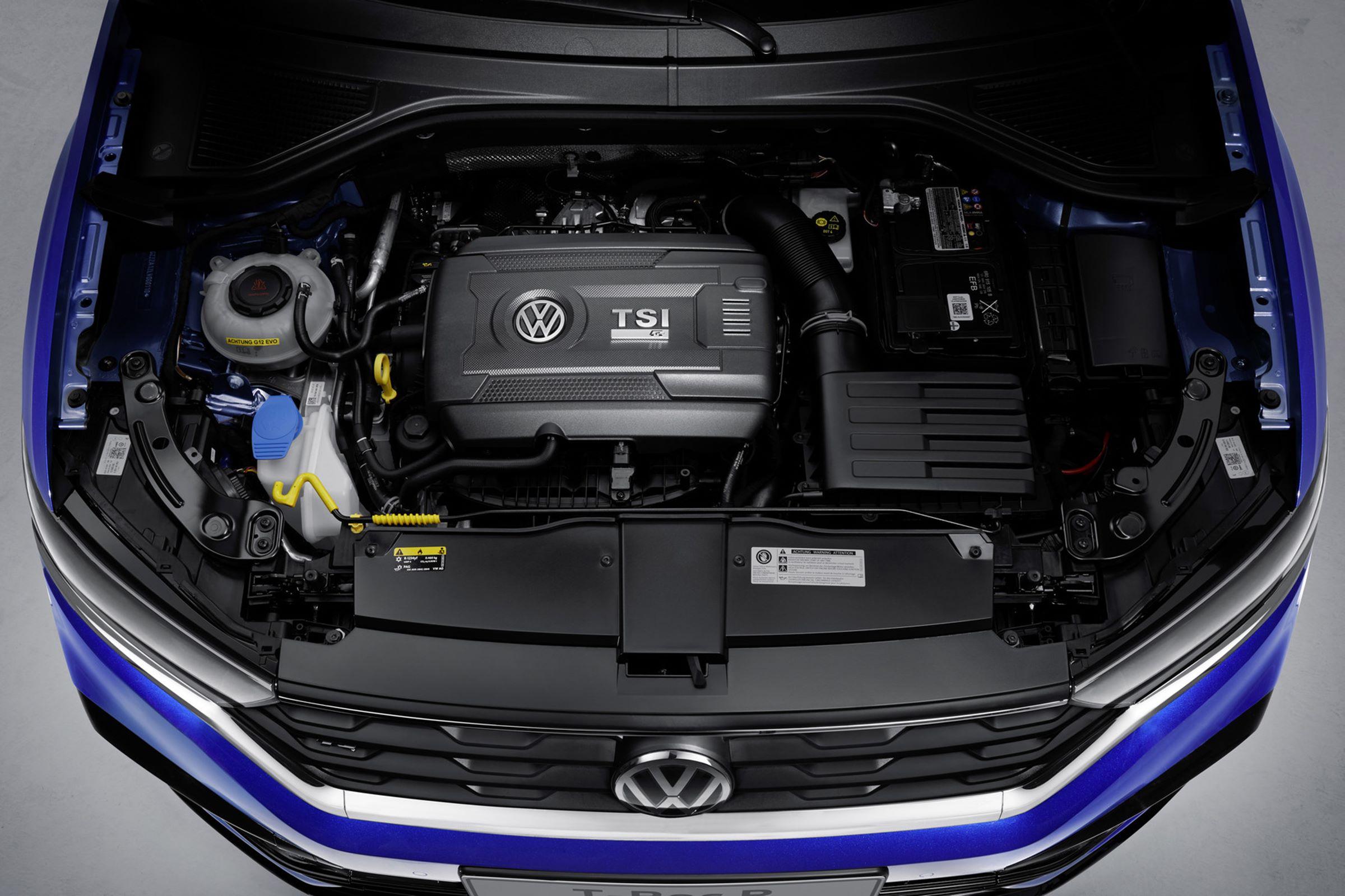 Volkswagen T-Roc R ceny