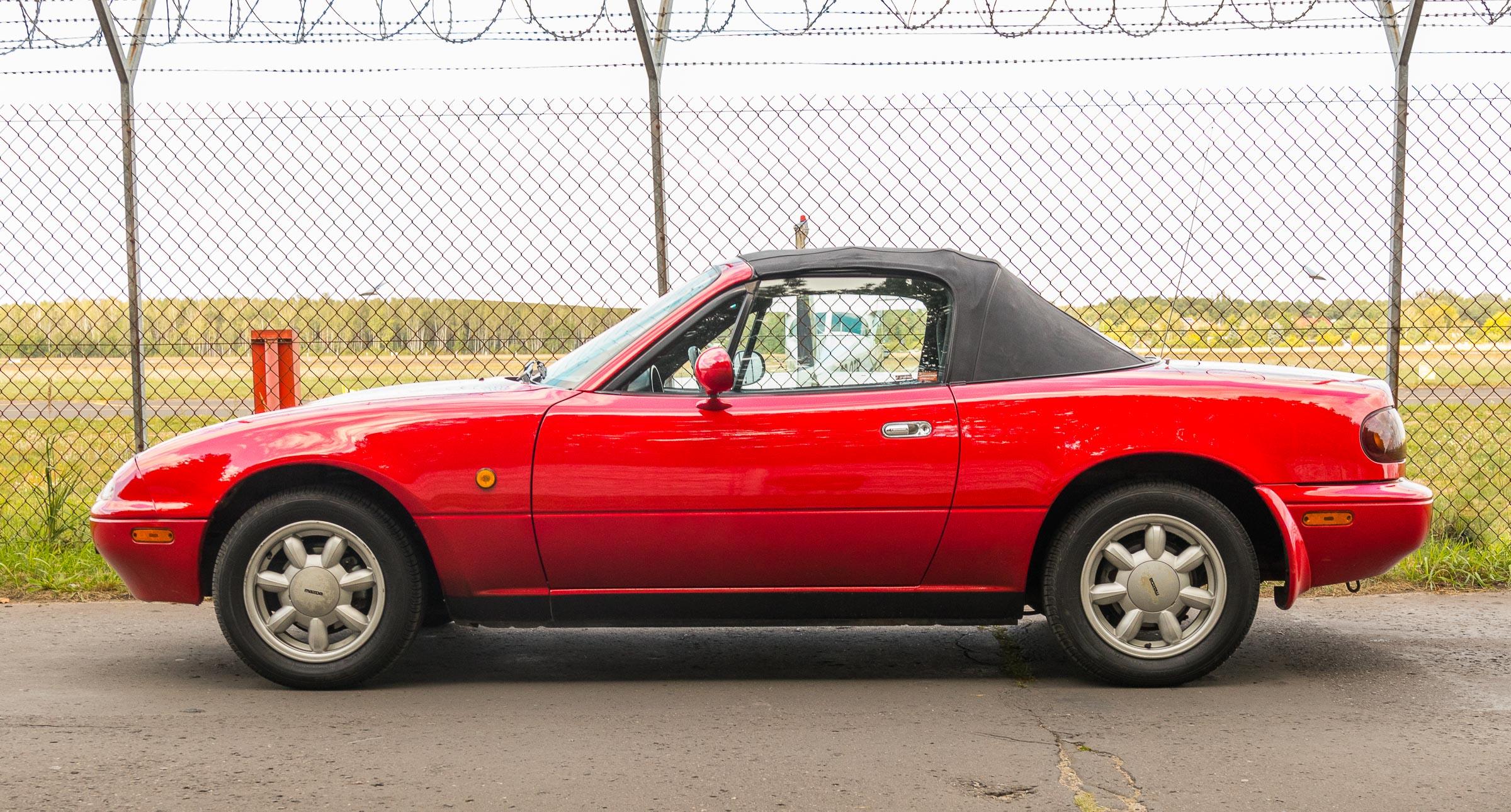 Mazda MX-5 NA używana