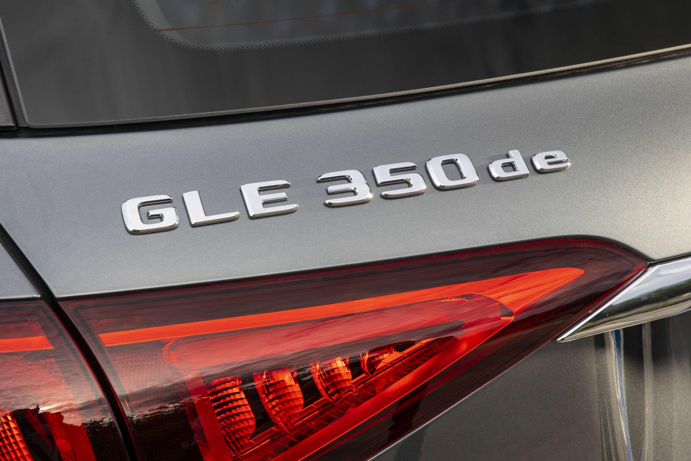 Mercedes GLE 350 de 4MATIC