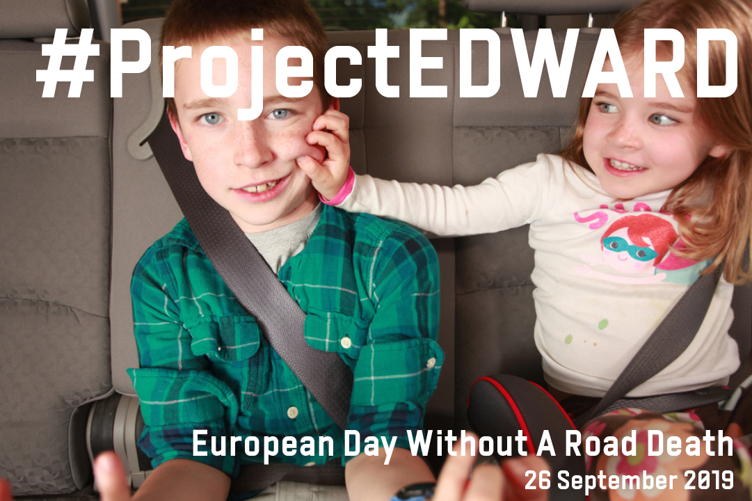 bezpieczeństwo ruchu drogowego kampania