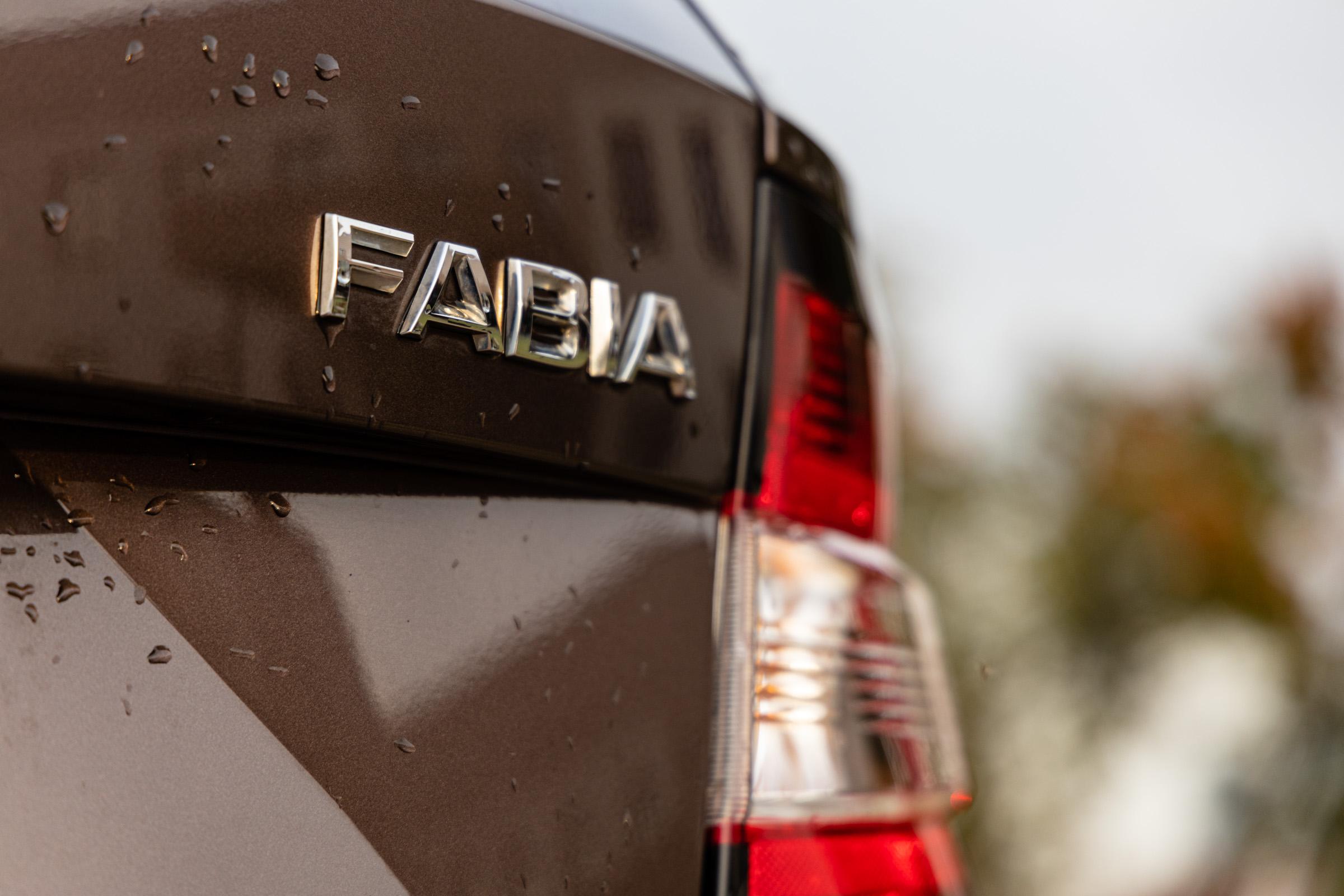 Skoda Fabia III Kombi - opinia po 3 latach