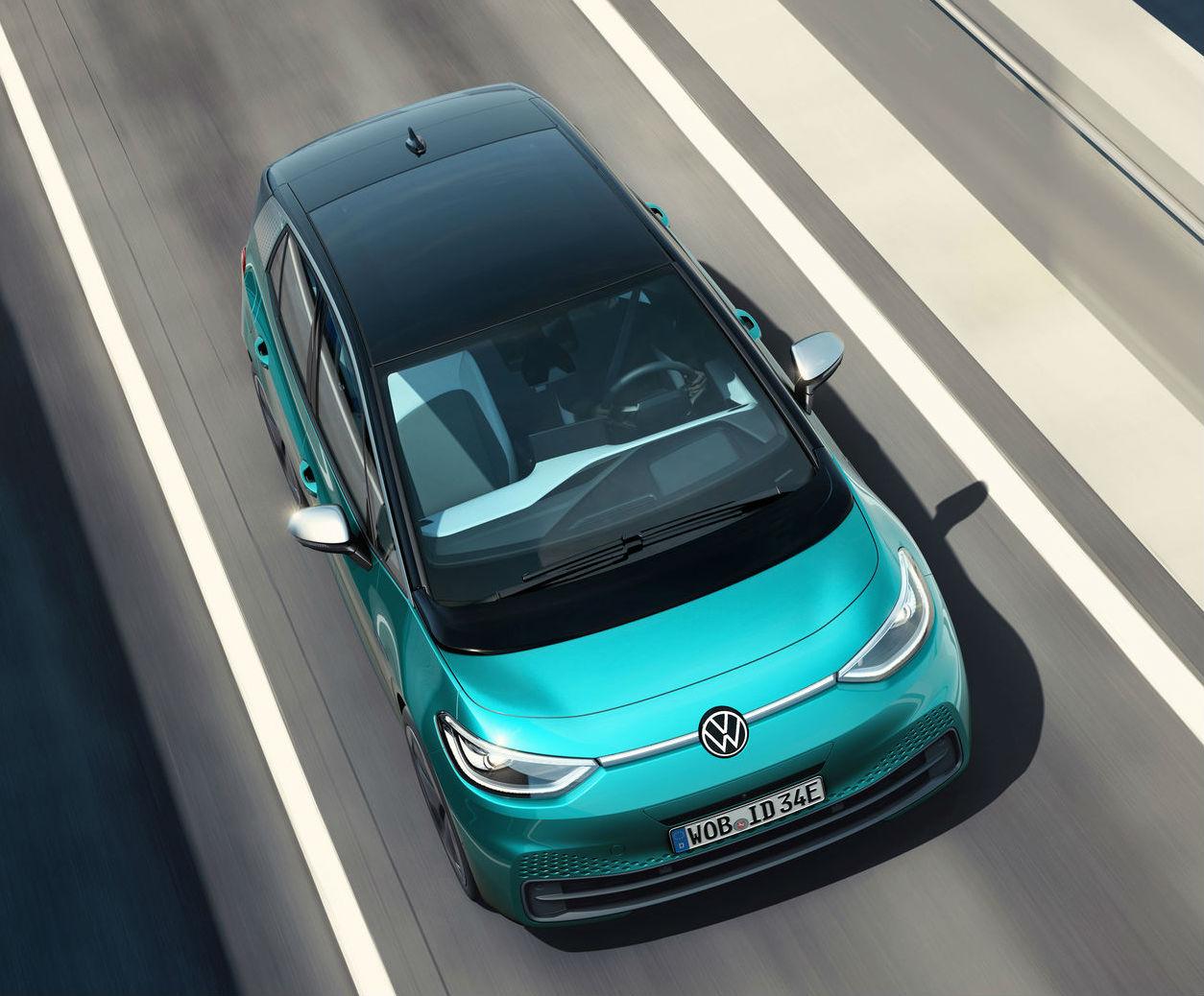 Volkswagen ID.3 stylistyka