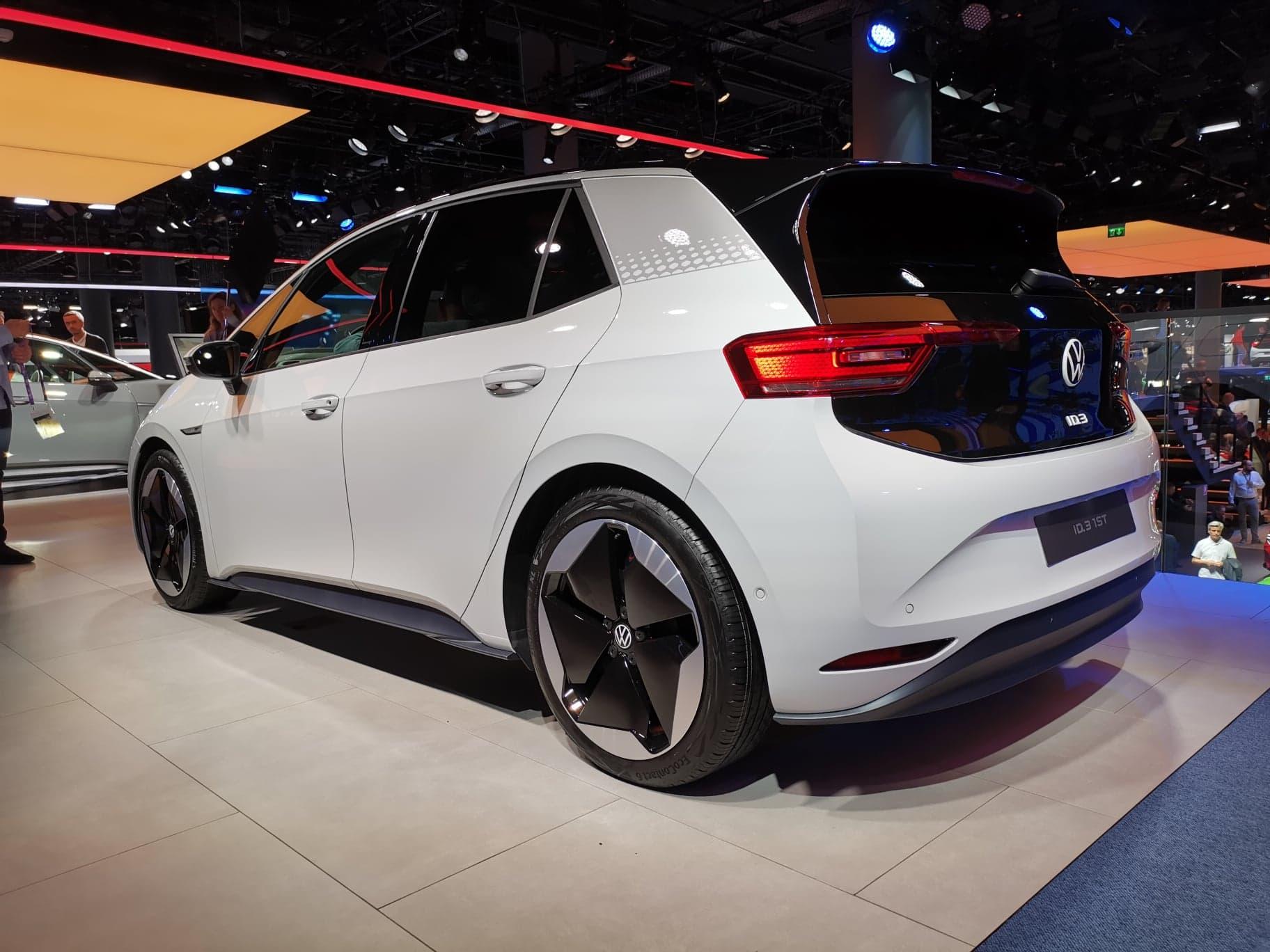 Volkswagen ID.3 Frankfurt