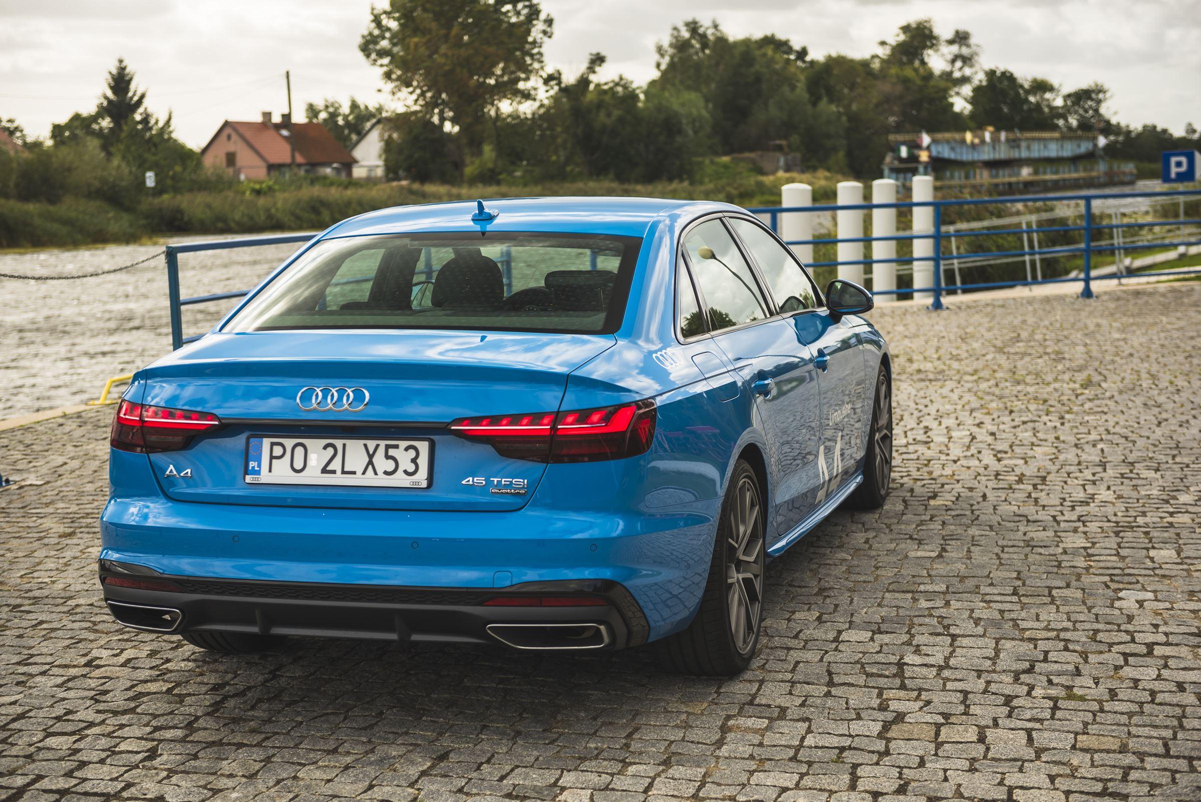 Audi A4 lifting 2019