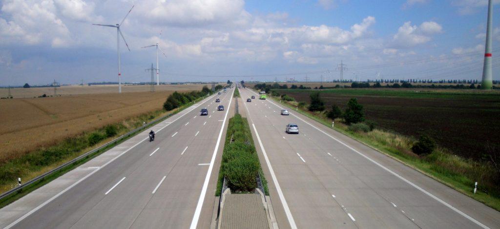 dozwolona prędkość na autostradach