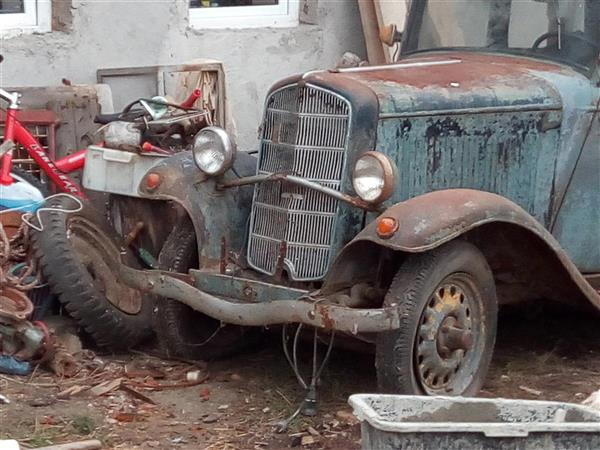 Ford barnfind
