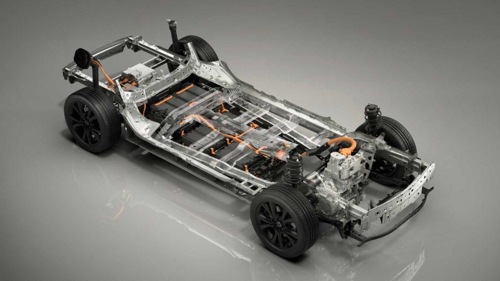 elektryczna Mazda