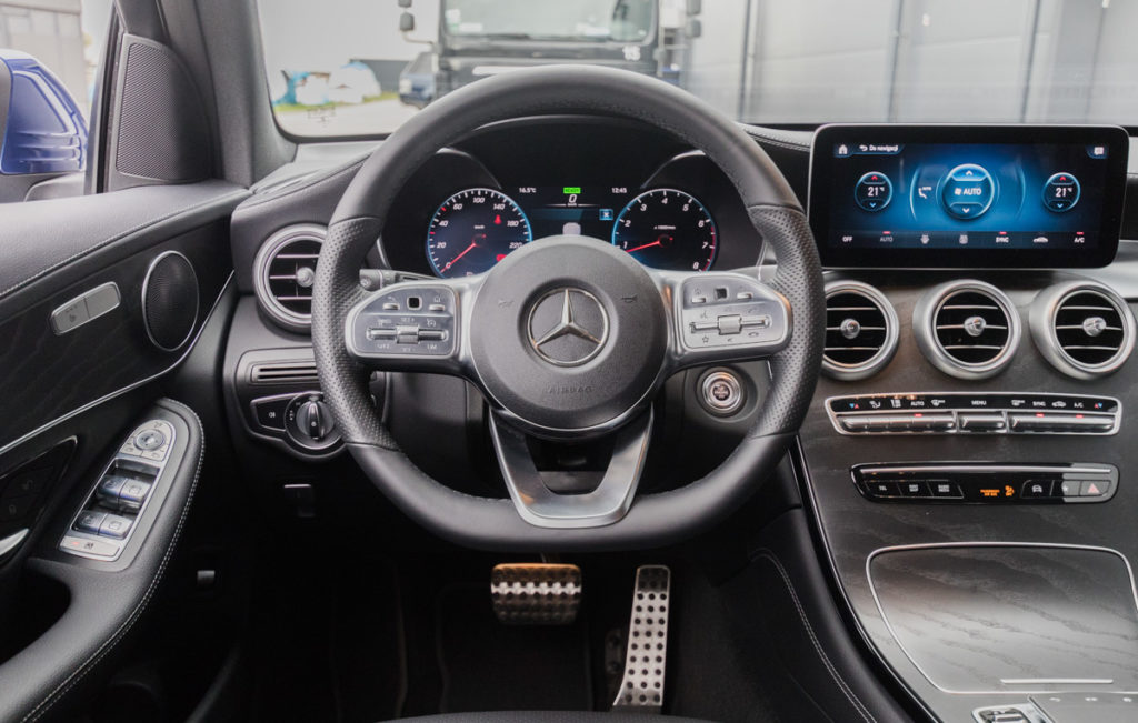 mercedes glc 2019 test