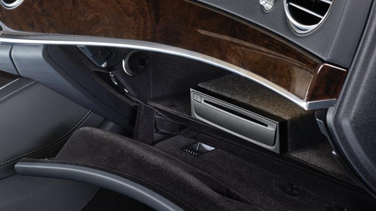 odtwarzacz CD w samochodzie