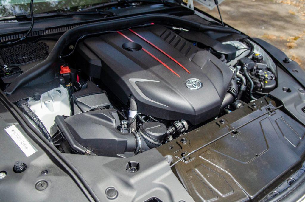 Toyota Supra aukcja
