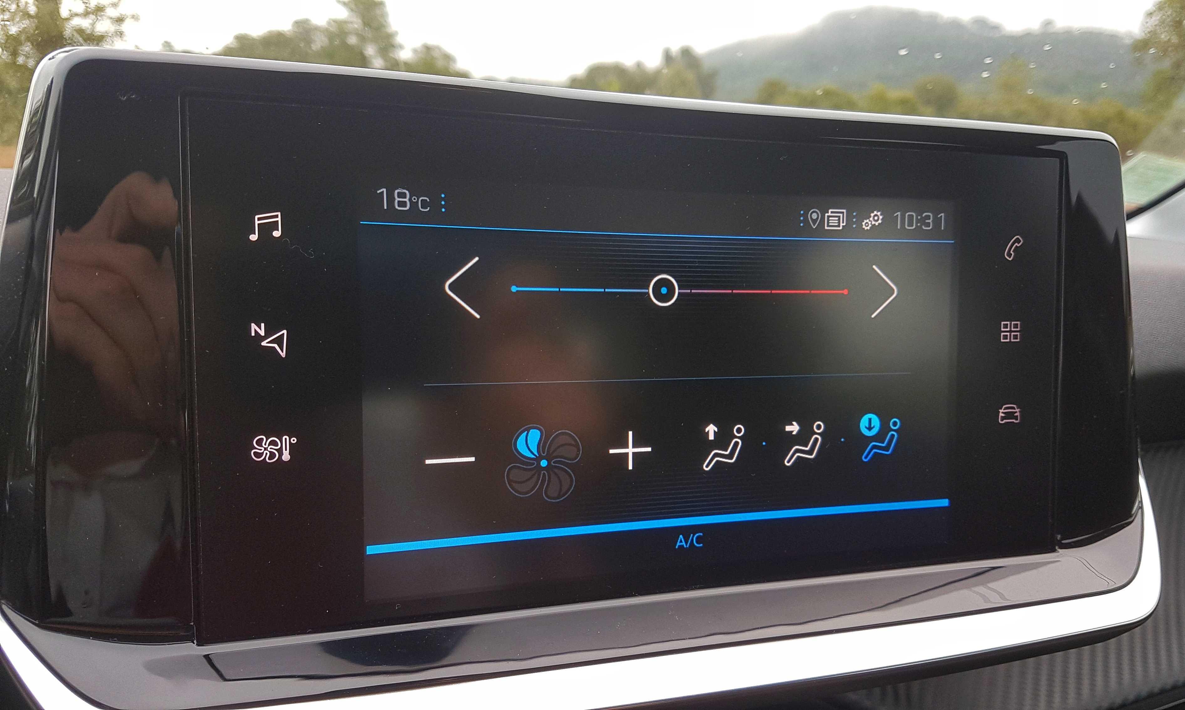 Peugeot 208 test