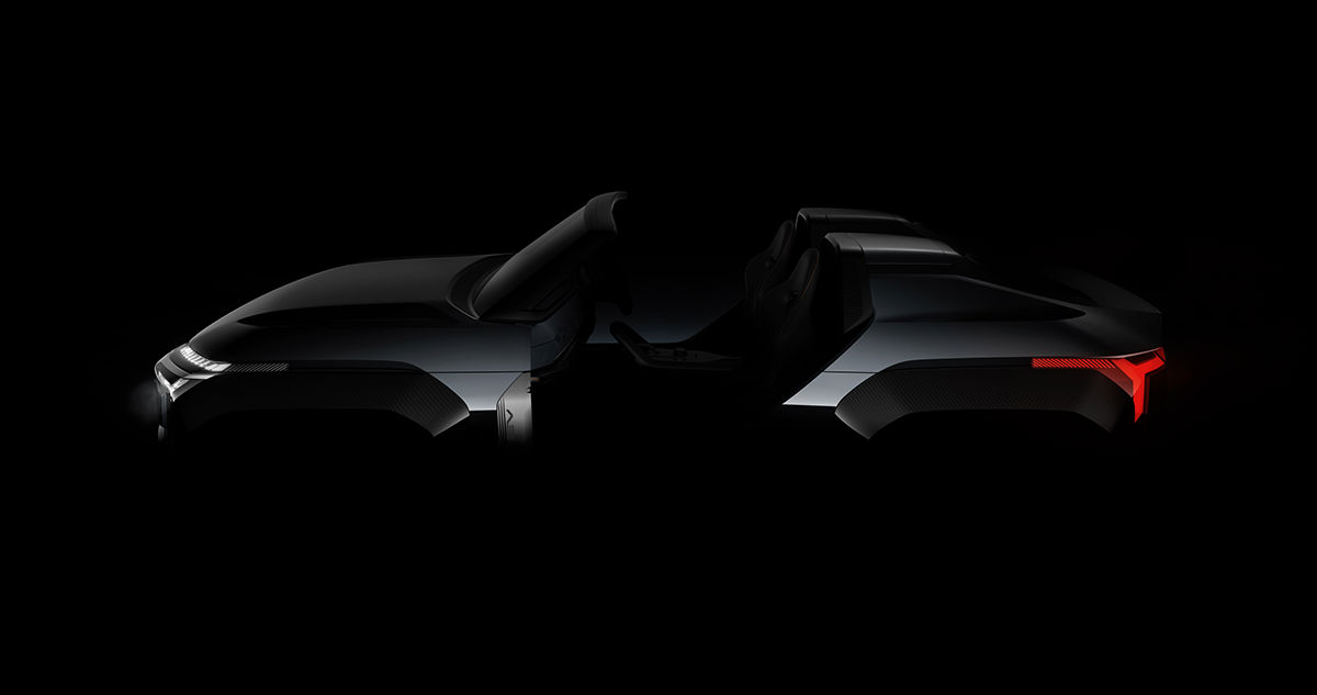 Mitsubishi SUV concept car