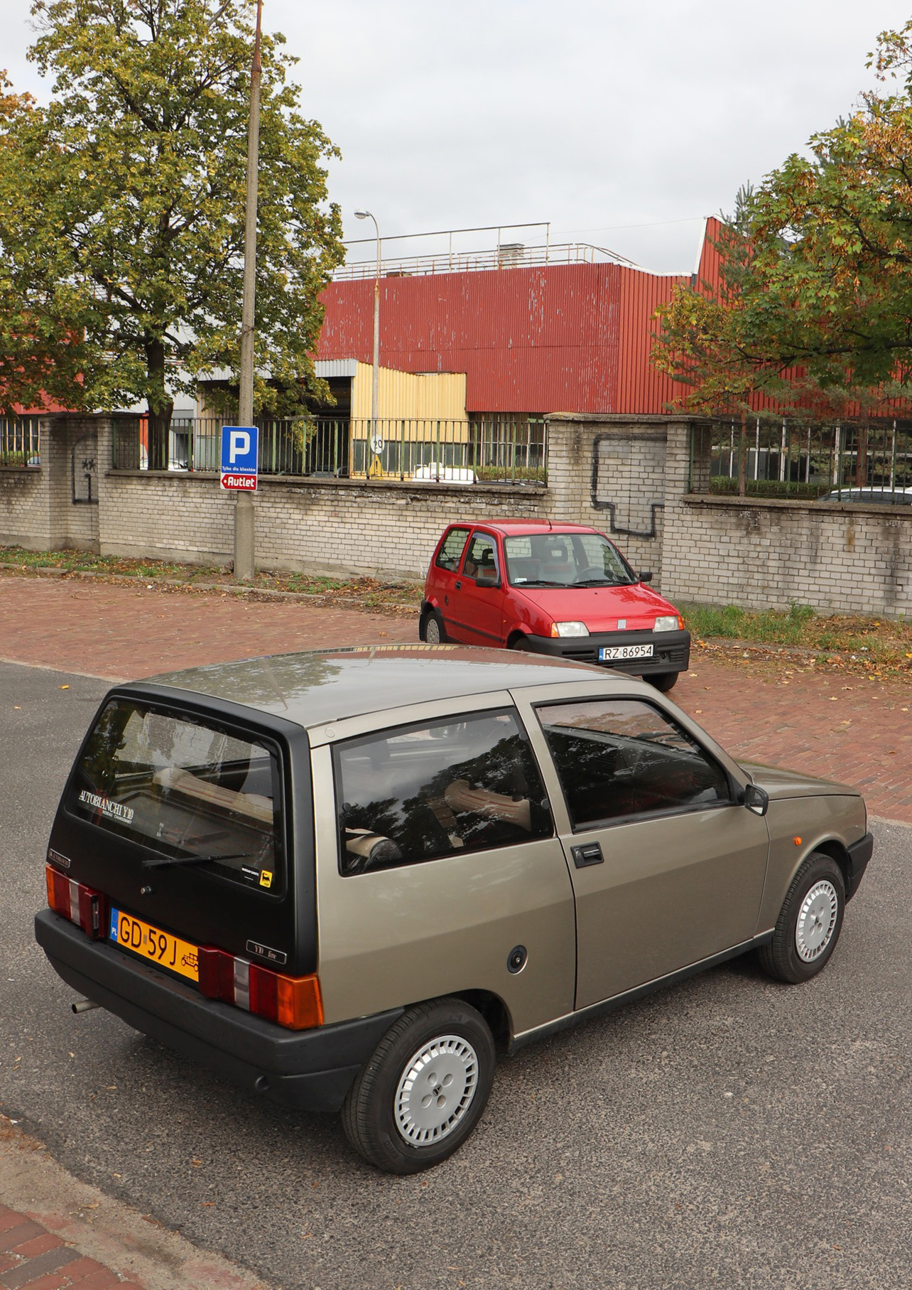 Autobianchi Y10 na sprzedaż