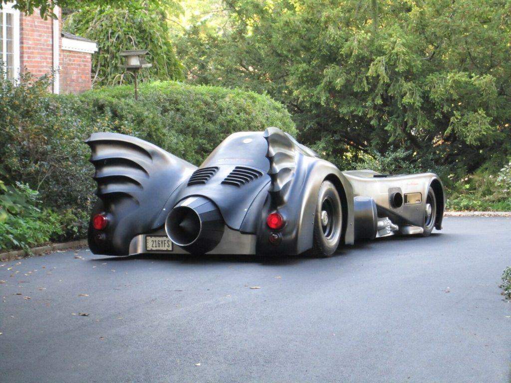 Batman Batmobil