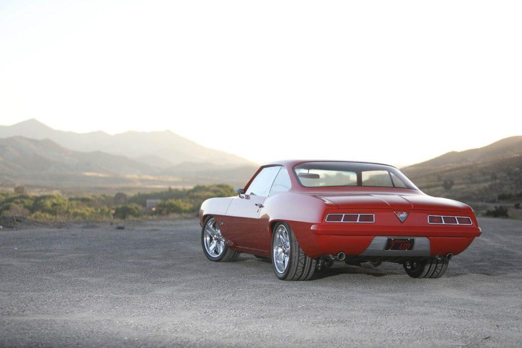 Chevrolet Camaro tuning