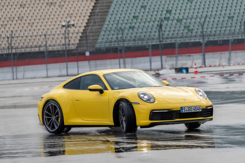 Porsche 911 skrzynia biegów