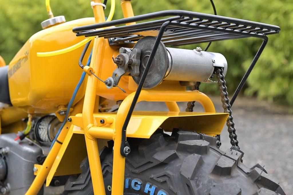 motocykl terenowy Rokon Trail-Breaker