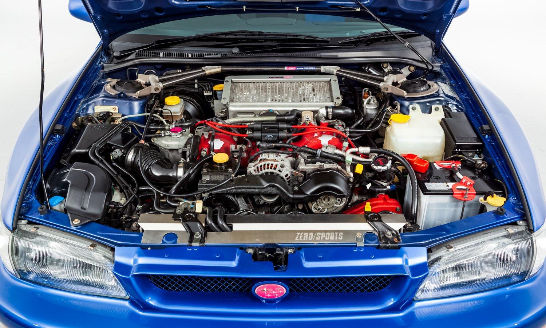 Subaru Impreza 22B na sprzedaż