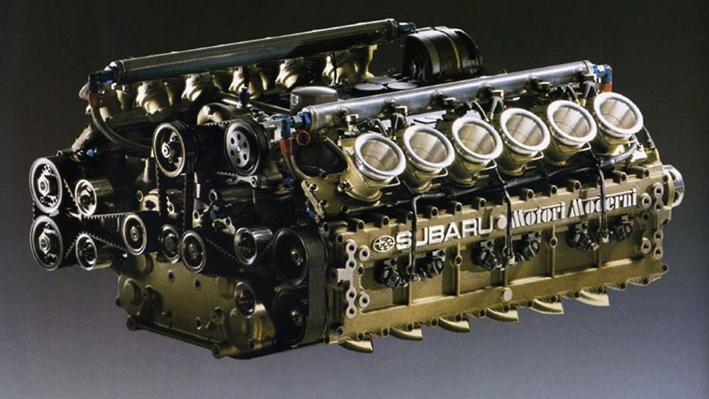 silnik f1