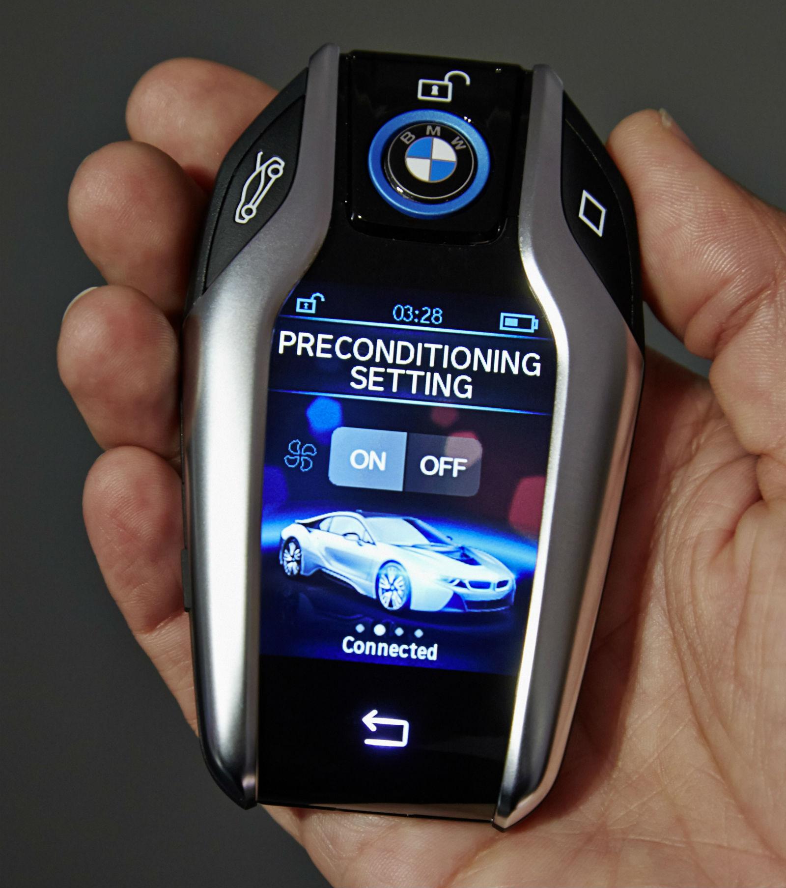 Klucz BMW