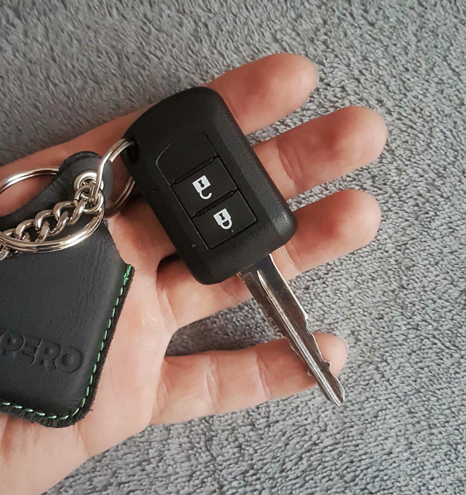 Klucz Mitsubishi ASX