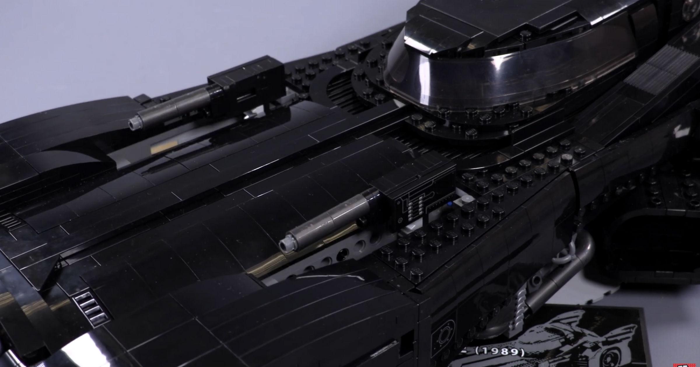 Lego Batmobil 76139