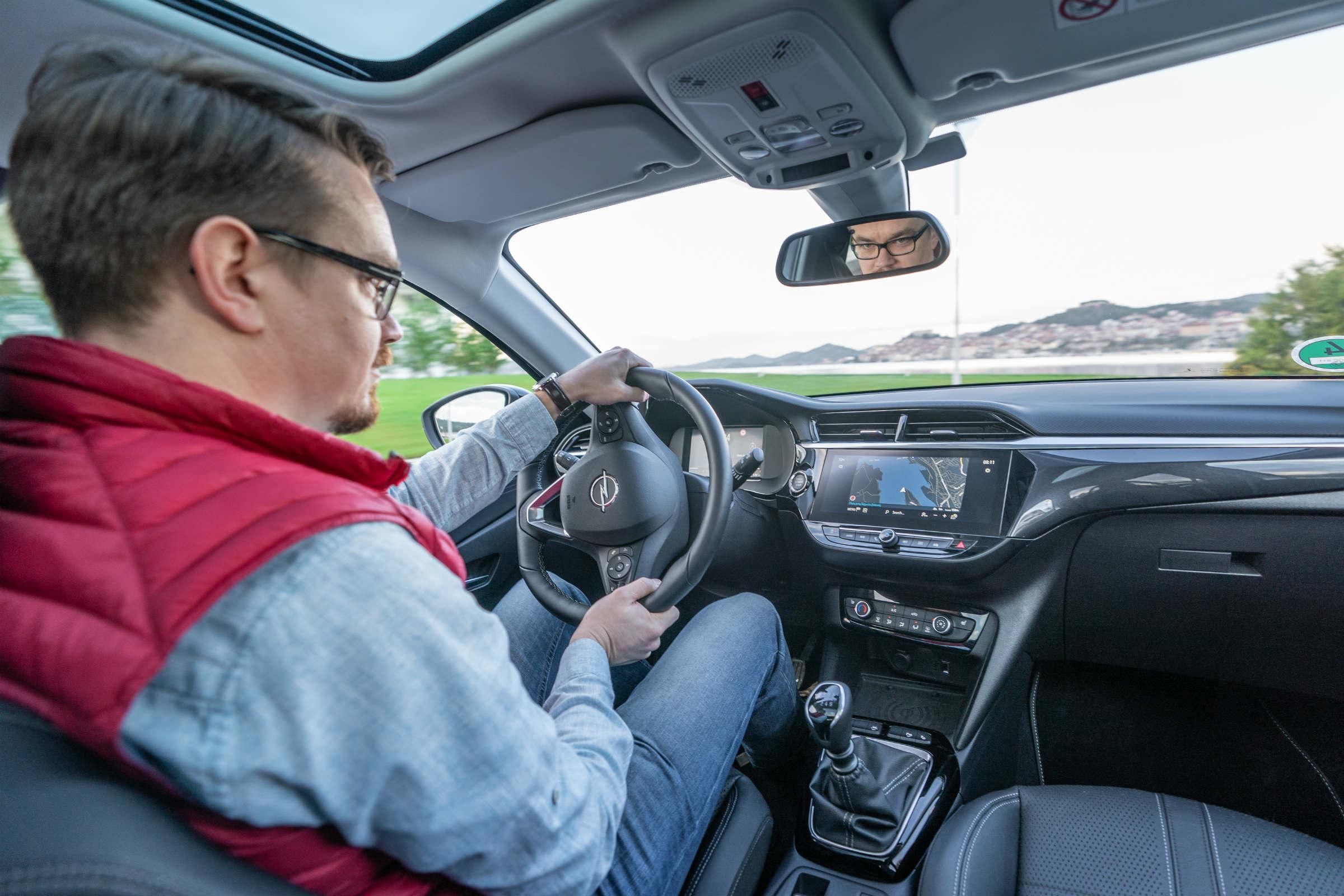 Opel Corsa test