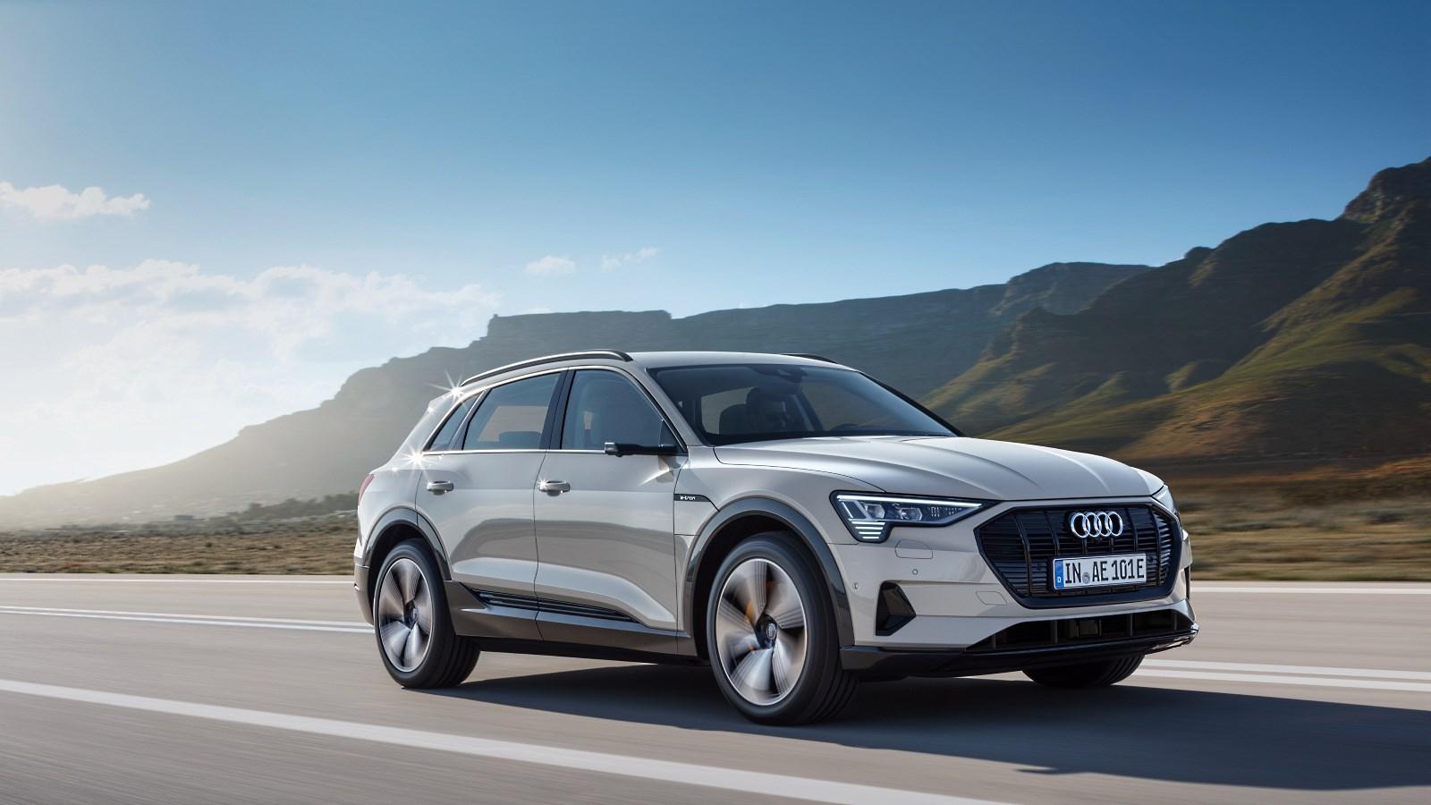 Audi e-tron sprzedaż