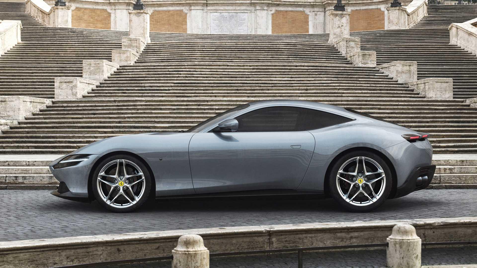 Ferrari Roma 2020