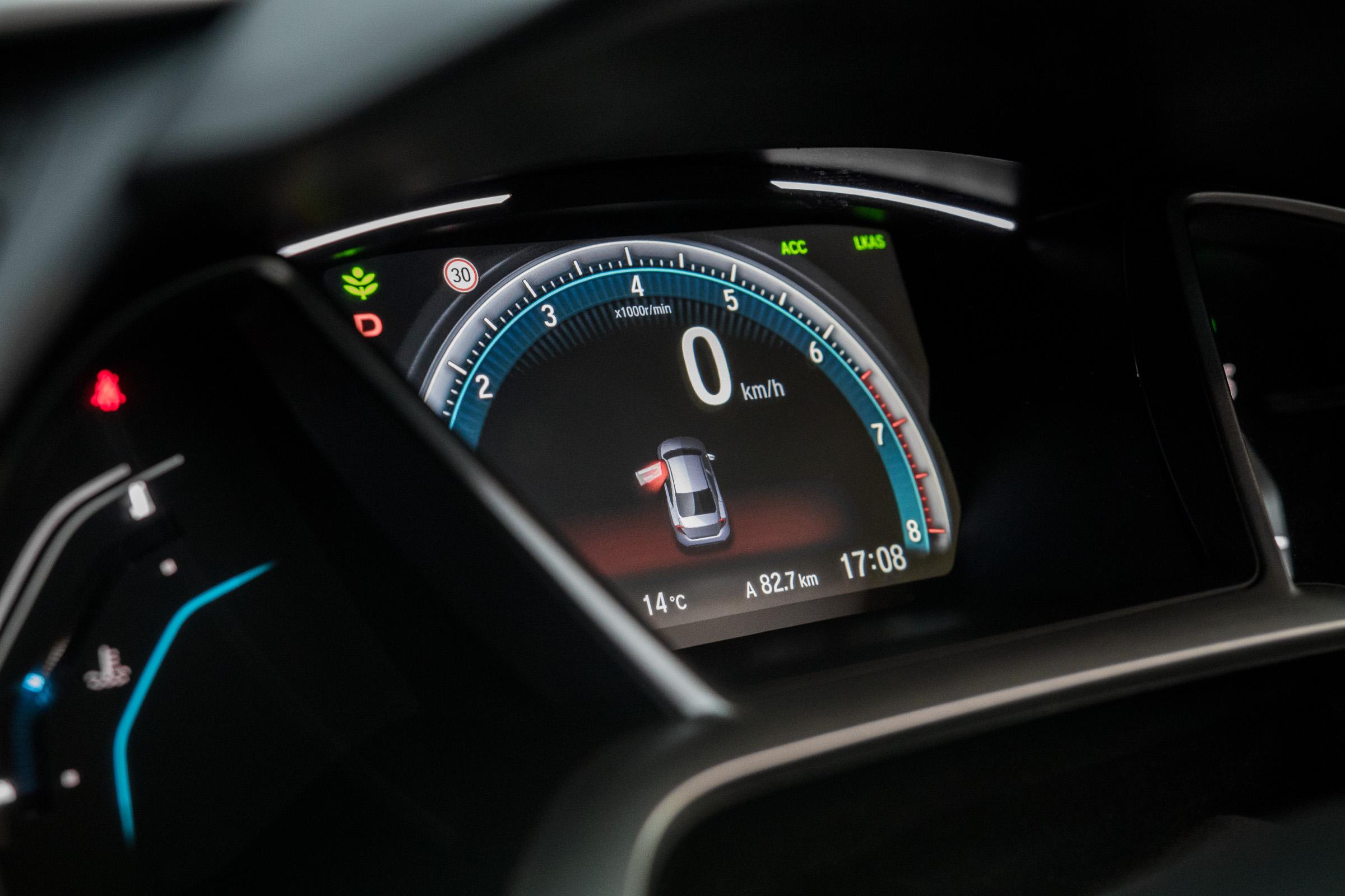 Honda Civic 1.5 turbo lifting 2019