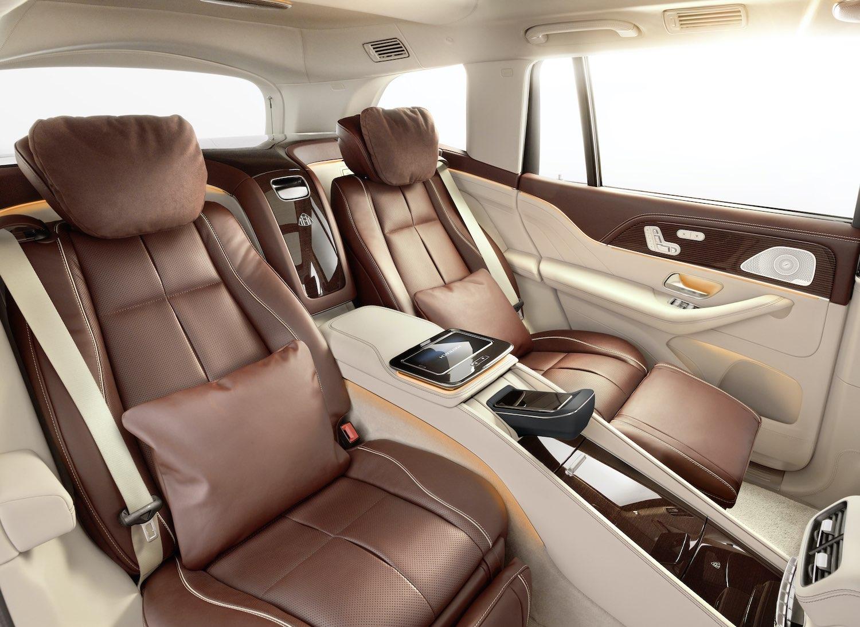 Mercedes Maybach GLS konkurenci