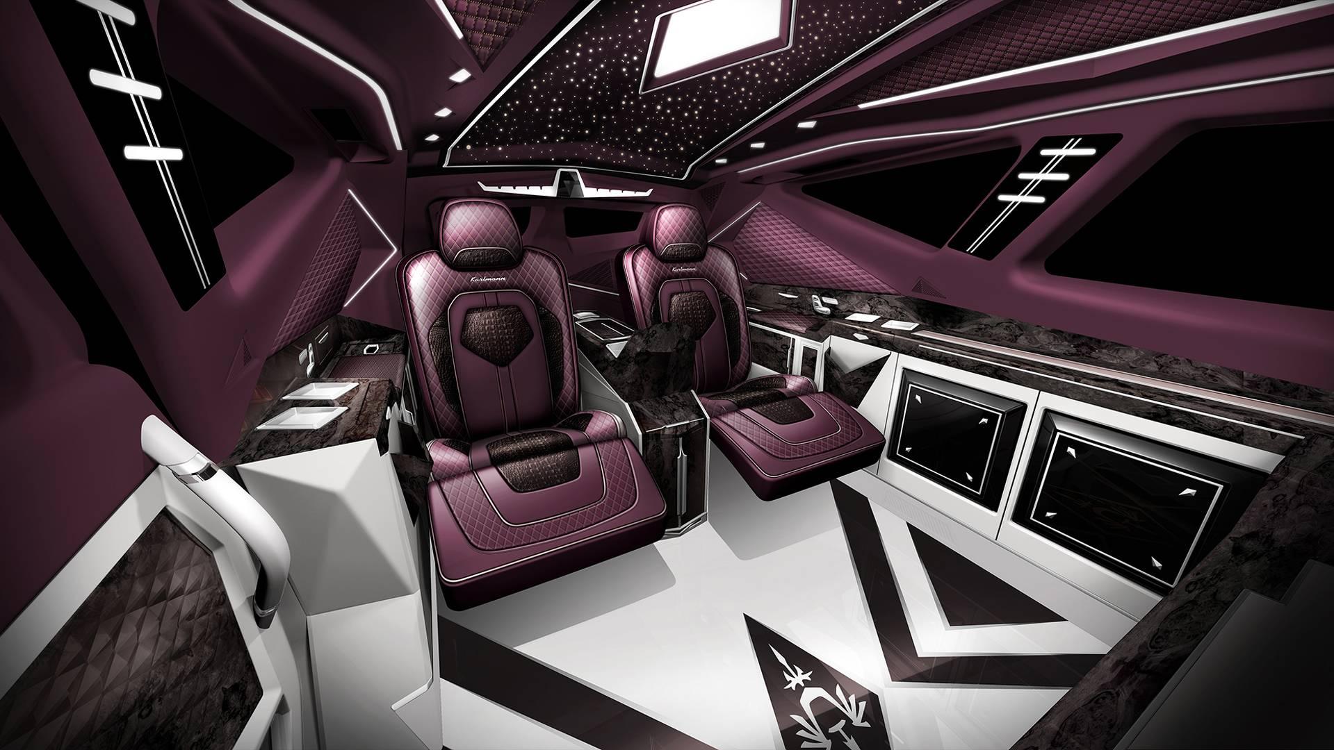 najdroższy SUV na świecie Karlmann King