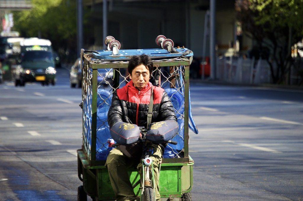 rejestracja samochodu chiny