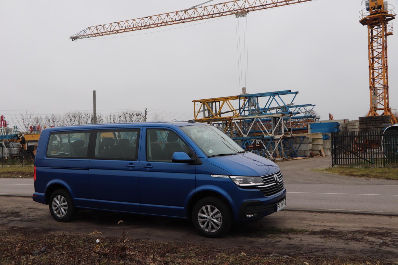volkswagen transporter t6.1 ceny