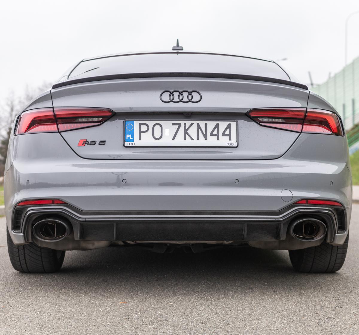 Audi RS5 Sportback BMW X3 M Competition