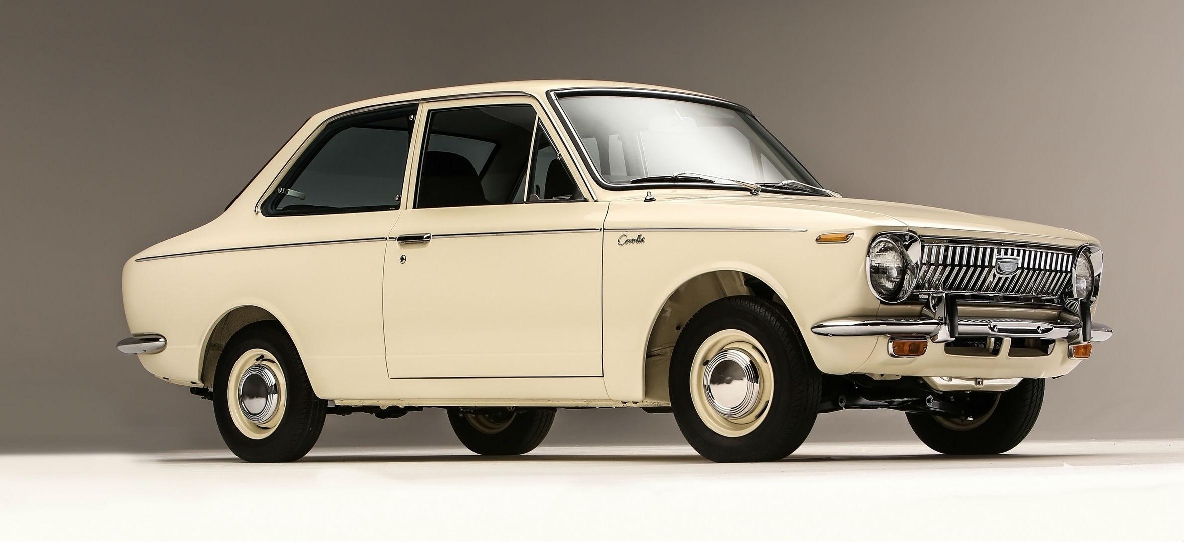 Toyota Corolla 1969