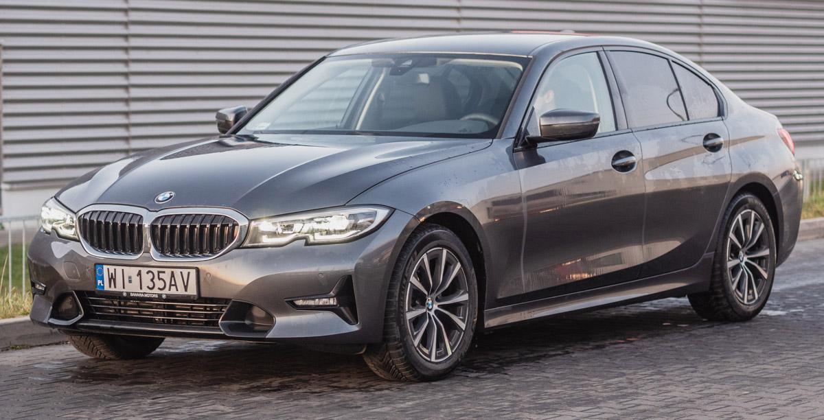 BMW G20 leasing cena