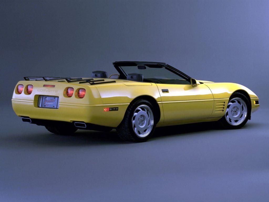Chevrolet Corvette ZR1 C4