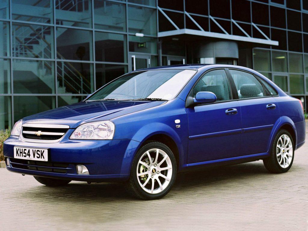 Chevrolet Lacetti Pininfarina