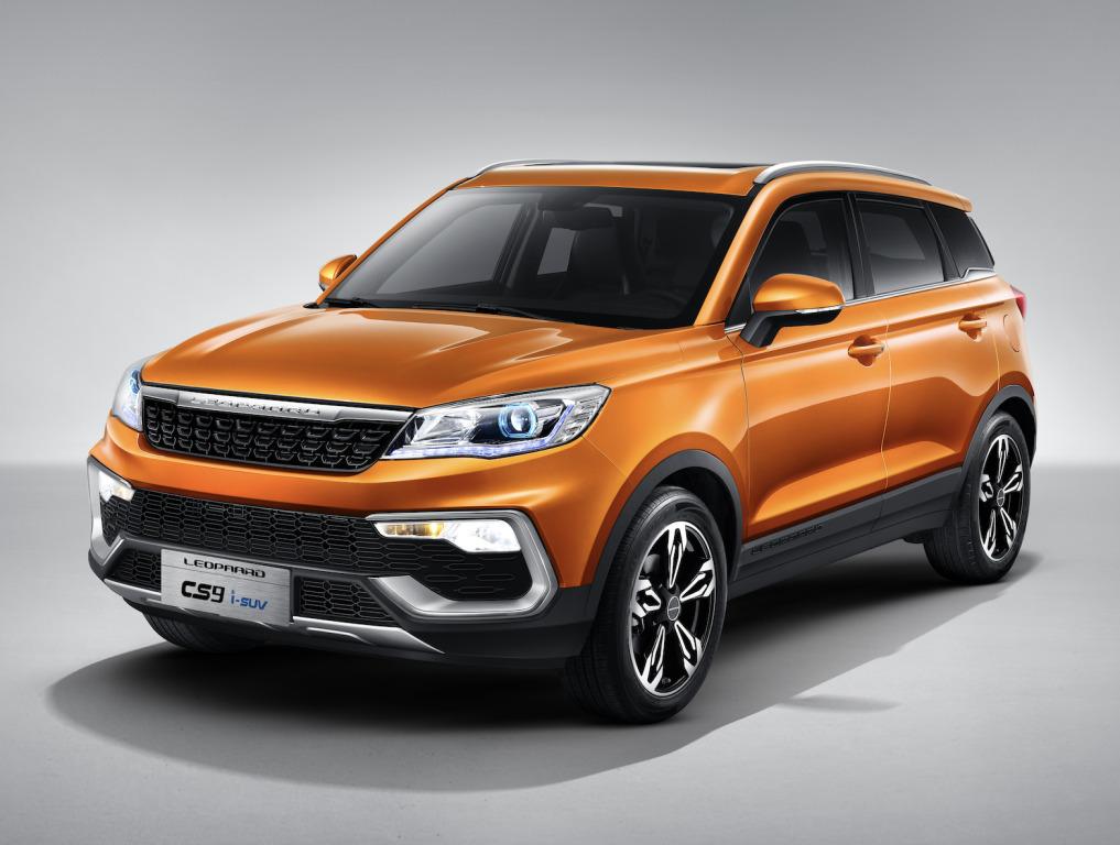 nowe samochody chińskie
