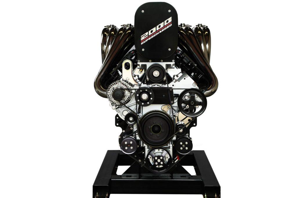 silnik V8 LS