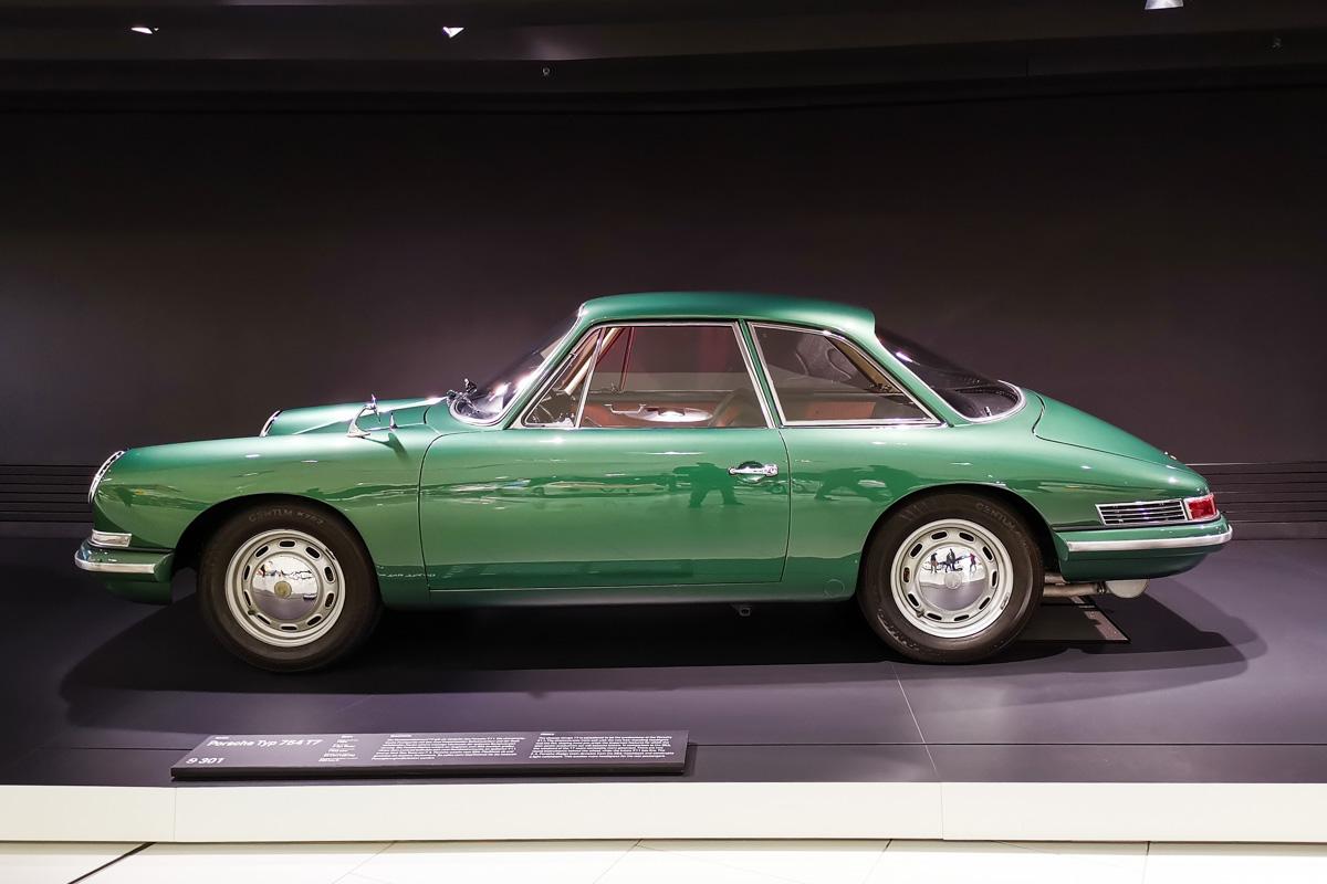 muzeum Porsche relacja