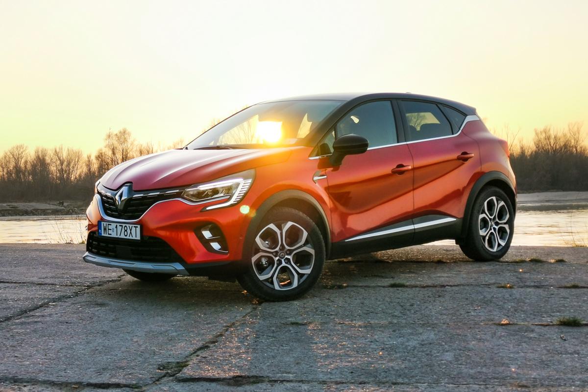 Renault Captur 2020 test