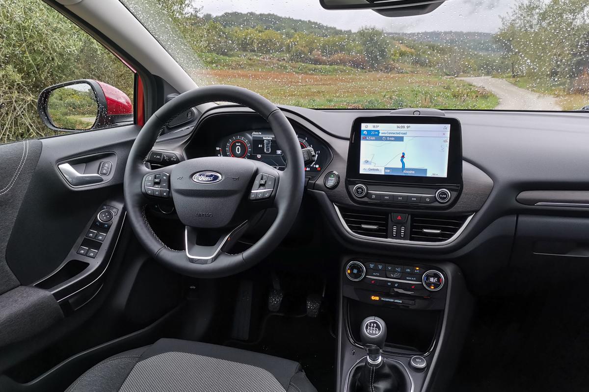 Ford Puma 2020 pierwsza jazda