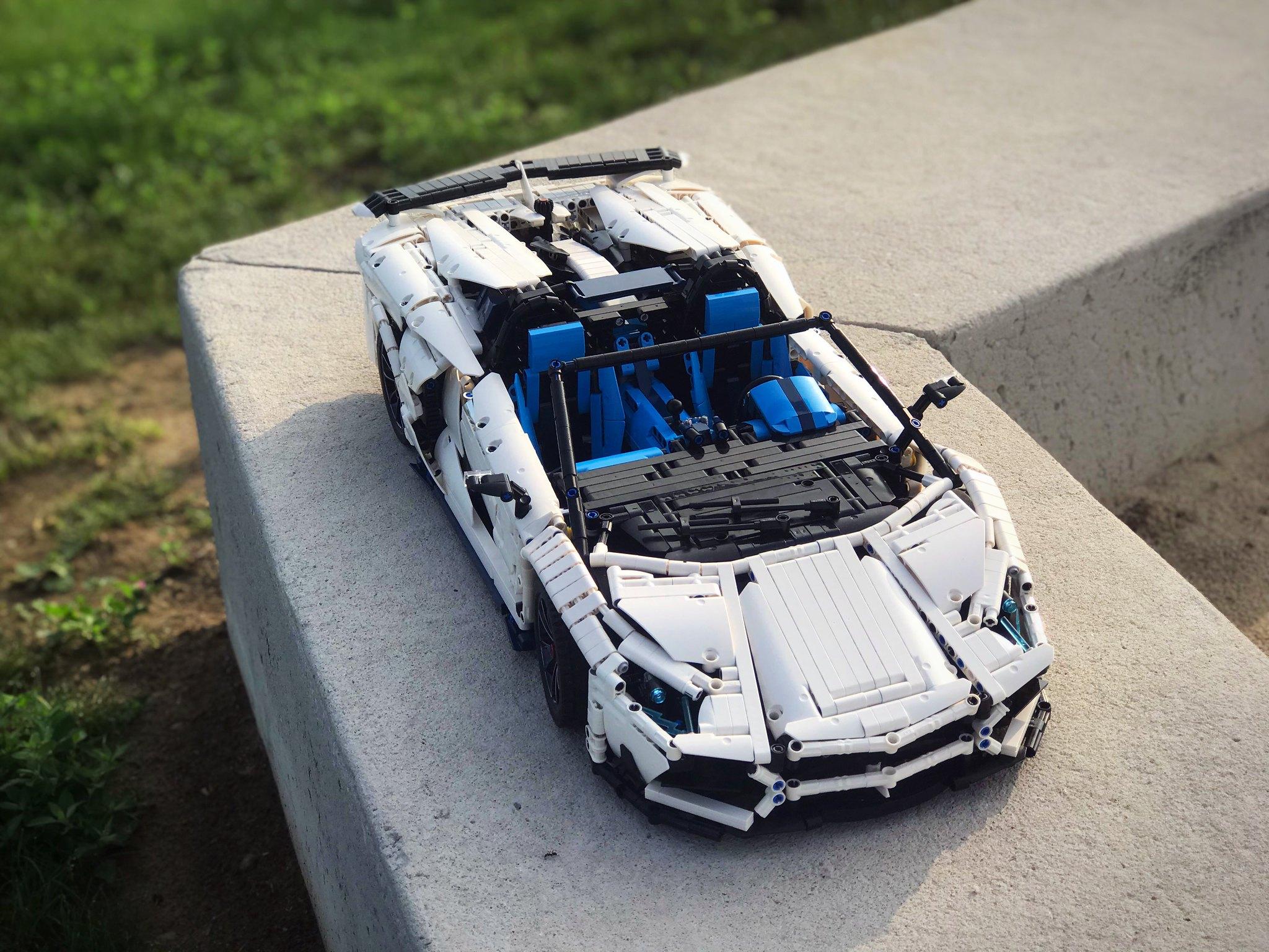 Lego Lamborghini
